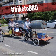 #biketoBBQ http://bike2power.com