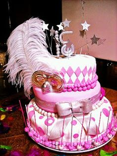 Parties Cakes for Fifteen Years, Part 1