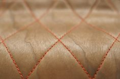 Stitched Wood is a material innovation, that deals with veneer, its characteristics, processing, and unique potential.