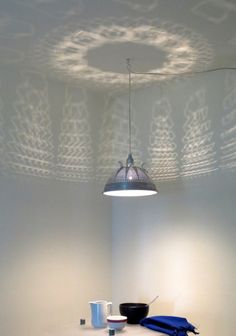 Colander light by Four F Lighting | Remodelista