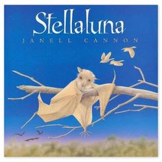 Stellaluna - have it - thrift store find - paperback