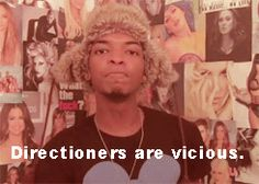 its a fact. If we ask you questions trying to prove that you are a directioner and you answer them wrong... don't even start with me