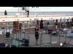 Festtagsmenüs an Bord der Mein Schiff