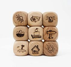 Amazon.com: Pandora's Blocks - Zack & Aaron: Toys & Games. These wooden dice or blocks are great to use in the classroom, for theater activities, college groups or clubs, or just with friends and family! Check out the Zack & Aaron YouTube channel for ideas on how to play! College Trends, Story Cubes, Wooden Dice, City Block, Pandora, Games, Theater, Channel, Classroom