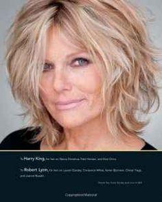 #Hair Styles for Women Over 50..Patti Hanson