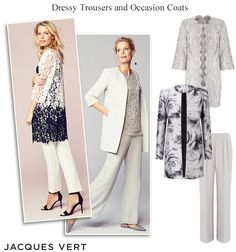 60b6f8d6f60db Evening Trousers Ladies Occasion Pants Trouser Suits (2019 Wedding ...