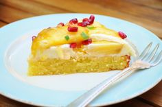 Gluten free nectarine and almond summer pudding (Serves: 8 – Preparation Time: Summer Pudding, Free Summer, Greek Yogurt, Fruit Salad, Almond, Cheesecake, Cooking Recipes, Gluten Free, Lunch