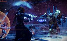 Bungie estende beta de Destiny 2: você pode jogar até dia 25