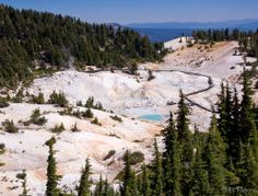 Lassen Volcanic National Park Hiking and Backpacking Trails | Explore Lassen Volcanic Hikes and Trails