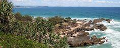 Beautiful scenic spots on the Gold Coast Australia.