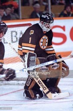 Reggie Lemelin (1987-93) Hockey Goalie, Hockey Games, Boston Bruins Goalies, Boston Sports, Hockey Stuff, Nfl Fans, Ice, Artists, Baseball Cards
