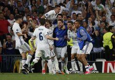 Madrid terá dois representantes nas meias-finais da Liga dos Campeões