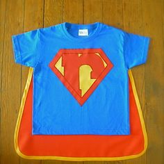 Love this superhero inspired t-shirt