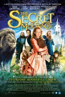 The Bookwyrm's Hoard: Secret of Moonacre Manor -- Movie review.  (Based on The Little White Horse by Elizabeth Goudge)
