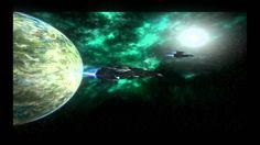 Evochron Mercenary intro