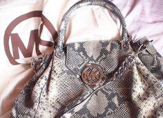 My new Michael Kors bag and my Zalora Wishlist! Comments? www.lovingsunshine.com