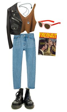 """""""Freakout"""" by violetteandgrunge ❤ liked on Polyvore"""
