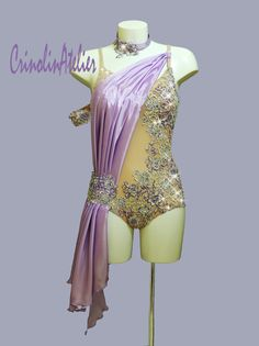 latin ballroom dress, salsa dance www.crinolinatelier.it