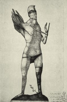 Der Held mit dem Flügel - Paul Klee