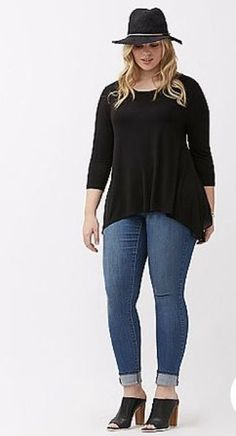 Dia&Co Plus size fashion. Dia&Co 2016 outfit inspiration. Beautiful curvy girl outfits sent right to your door. Dia&Co is a personal styling service for plus sized women sizes 14-32. $20 styling fee that goes to wards any purchase! Gorgeous clothing personalized to fit your needs. Click pic and try it out! You won't be disappointed..#Dia&Co #Sponsored