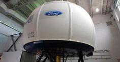 Ford VIRTTEX, simulador avanzado de conducción http://www.xataka.com/p/102520