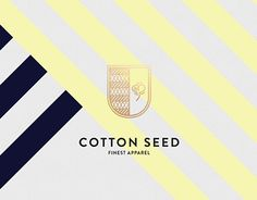"""Check out new work on my @Behance portfolio: """"Cotton Seed"""" http://on.be.net/1flpjYV"""