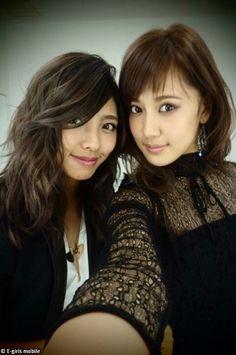 Karen Fujii & Sayaka #Happiness