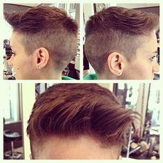 Hair by Grey Dominguez More