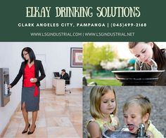 We offer ELKAY products such as bottle filling stations, water coolers, chillers, drinking fountains and more. Call (045)499-2168 for inquiries. -- #elkay #drinkingsolutions #elkayphilippines #distributor #elkayproducts #lsgclark #lsgindustrial #pampanga