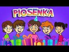 Urodzinowa piosenka dla dzieci STO LAT - YouTube Minecraft Party, Child Day, Birthday Wishes, Family Guy, Children, Fictional Characters, Youtube, Budget, Tips