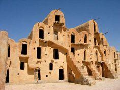 Circuit Tour des Oasis :: New Look Travel Agence de voyage en Tunisie