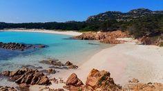 #Arcipelago #LaMaddalena #Spiaggia #Rosa #Delphina  www.delphina.it