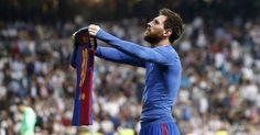 El argentino se luce en el Bernabéu dos días después de empezar a negociar su nuevo contrato con el Barcelona, que debe reforzar al grupo para convencerlo