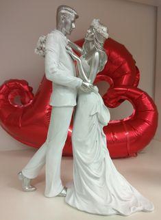 Was für ein schönes Paar!!! dieses und noch viele andere schöne Paare und alles rund um Hochzeit und Geschenke findet Ihr im Kreativ Eck in Wildeshausen.