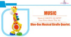 As you buy a great number of educational and other visually attractive toys for kids it is equally important to get musical instruments for kids.Playing with musical instrument help kids to develop their hearing senses and may also promote their hidden skills like singing and other activity. Music For Toddlers, Music Online, Baby Music, Help Kids, Musical Instruments, Kids Playing, Kids Toys, Musicals, Singing