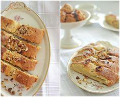 Gammeldags kringle med stikkelsbær (4) Lchf, Danish, French Toast, Sweets, Baking, Breakfast, Sweet Stuff, Annie, Morning Coffee