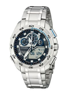 Citizen Eco-Drive Men's JW0110-58E Promaster Watch * You can get more details by clicking on the image. (This is an Amazon Affiliate link and I receive a commission for the sales)