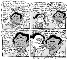Solusi Banjir Kiriman #KomikJakarta @mice_cartoon