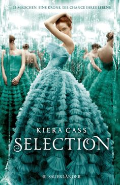 "Merlins Bücherkiste: Rezension zu ""Selection"" von Kiera Cass"