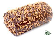 Bûche Café Amandes Chocolat