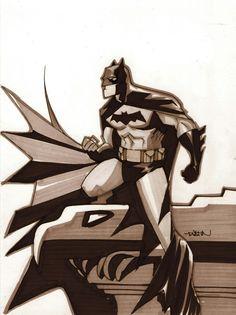 Dustin Nguyen, Batman