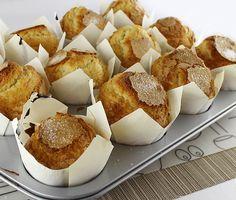Muffins de nata #thermomix