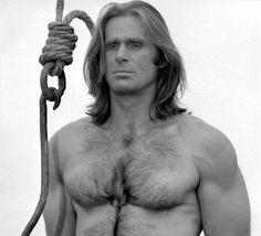 "Gotta love a man that don't shave his chest! , Marek Perepeczko- "" Janosik"""