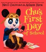 Chu's First Day of School by Neil Gaiman and Adam Rex. On the first day of school, a young panda learns about the special things his animal classmates can do. Find this on the New Books shelf under E GAI. School Today, New School Year, First Day Of School, Back To School, School Stuff, Neil Gaiman, New Children's Books, Good Books, Ya Books