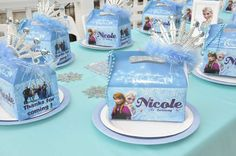 Frozen Birthday Party Ideas | Photo 25 of 34 | Catch My Party