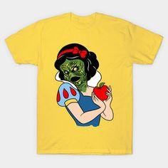 the swamp princess T-Shirt - Snow White T-Shirt is $13 today at TeePublic! White T, Snow White, Princess, T Shirt, Supreme T Shirt, Tee, Snow White Pictures, Princesses, Tee Shirt