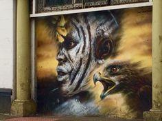 Unknown Artist, Hoe Street Walthamstow, London, United Kingdom