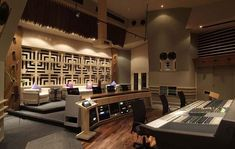 create a man cave with studio - Google Search
