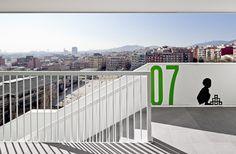 Julia Tower, Barcelona, 2011 - Sergi Pons Architecte, Photo (C) Adrià Goula