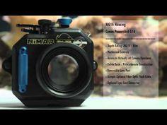 Underwater Pack Canon G16 - Nimar Shop